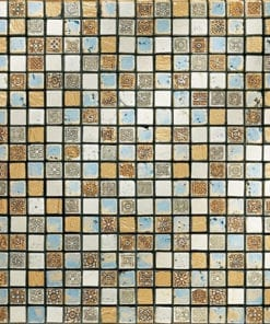 PETRA FASHION multicolor mosaic