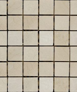 Beige Square Natural Stone Marble Tile