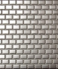 Metal Finish Mosaic Tile