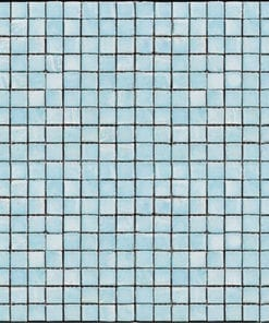 Light Blue SICIS Murano Smalto Mosaic